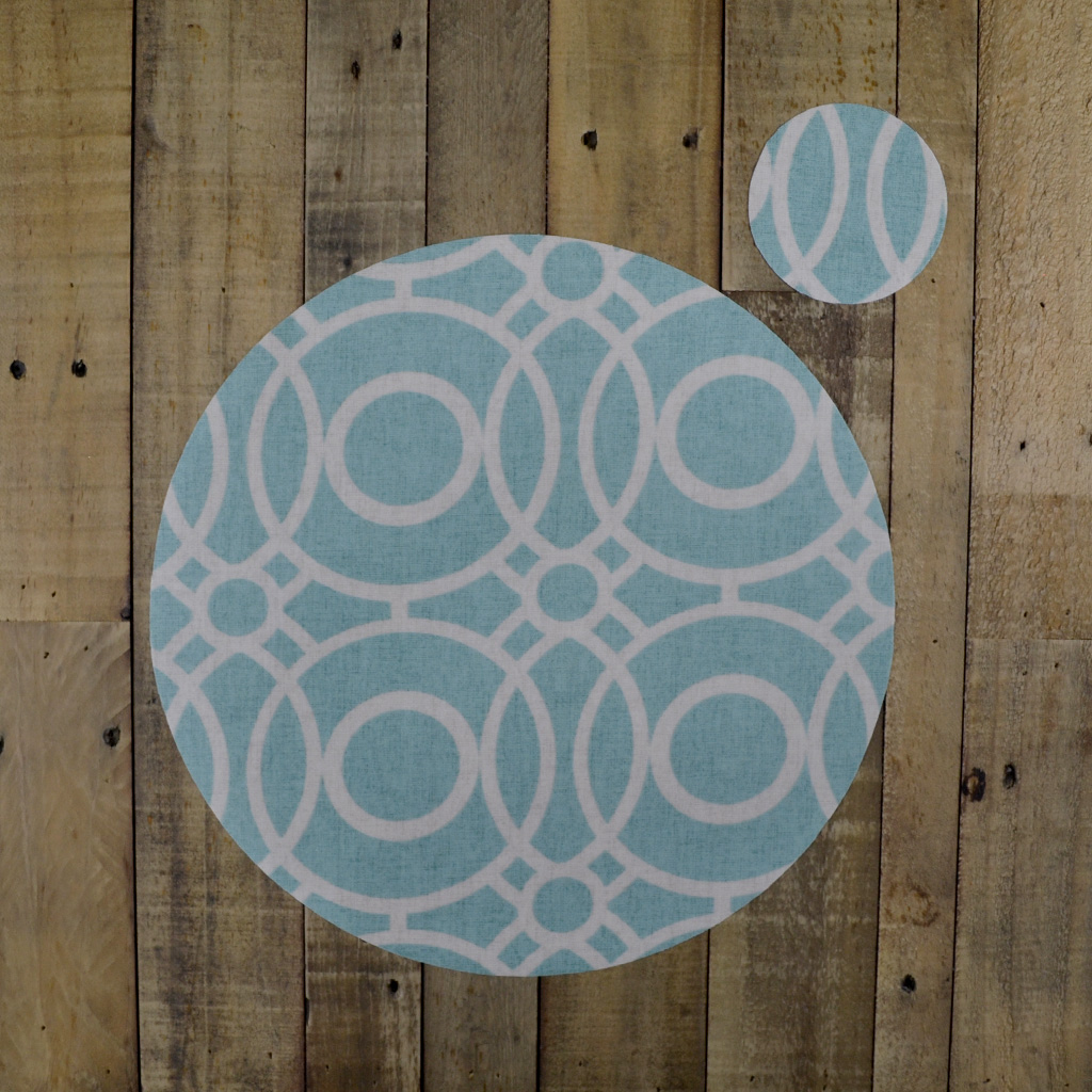 Rio Duck Egg Placemats Amp Coasters