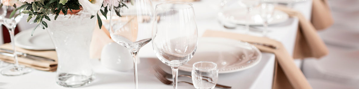 Banquet Rolls Page Header Image