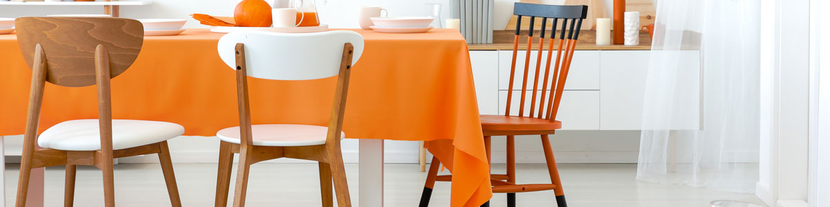 Tablecloth Sale Products Page Header Image