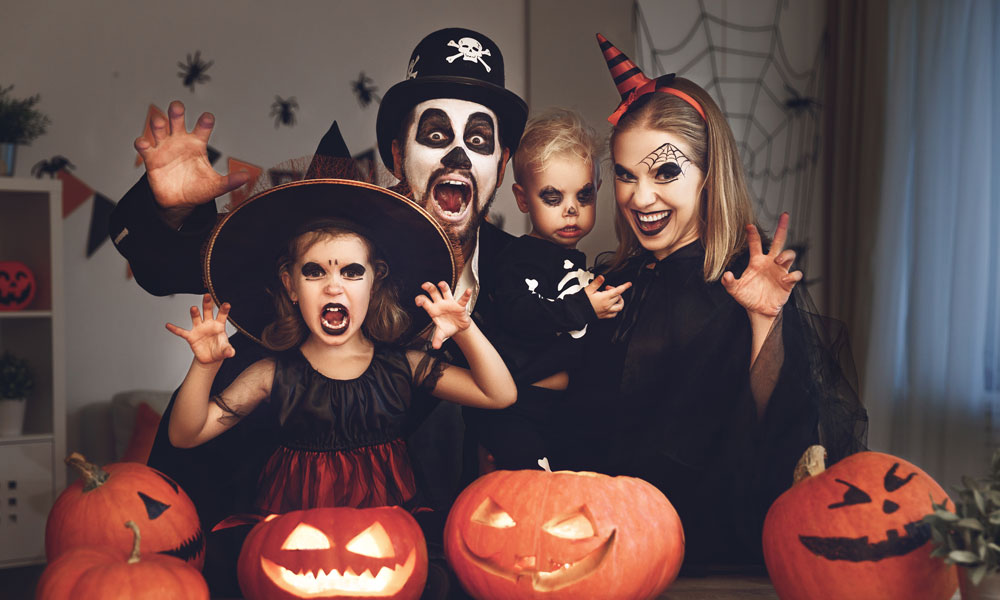Celebrate Halloween at Home in Style
