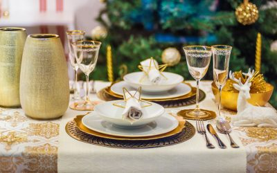 How to Set the Perfect Christmas Table this Year