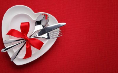 How to Set a Romantic Table for Valentine's Day