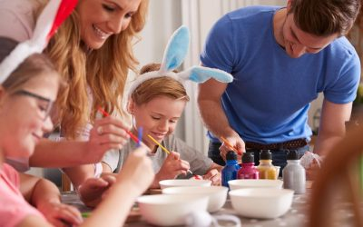 How to Have Great Home-Based Easter Celebrations