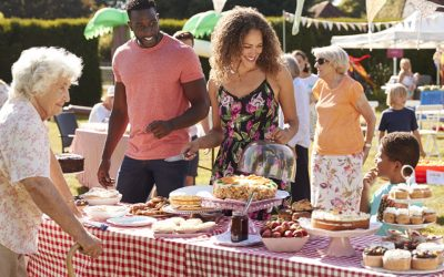 How to Plan a Great Garden Party